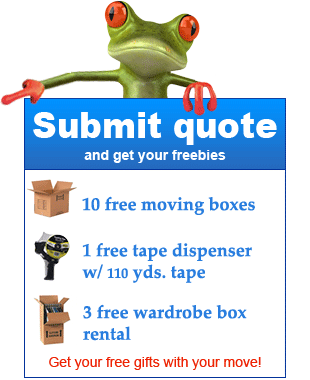 Frog with arm Offers